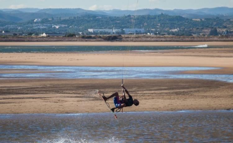kitesurfing w Portugalii