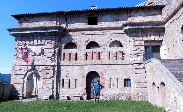 Twierdza Rocca d'Anfo zwiedzanie