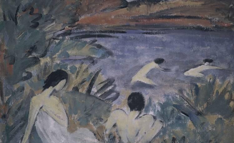 Otto Mueller wystawa w Muzeum Narodowym we Wrocławiu