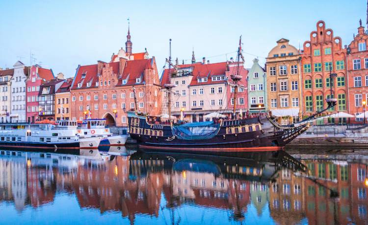 atrakcje gdansk