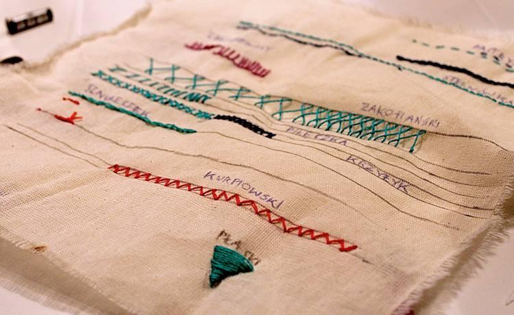 sztukarnia warsztaty z haftu warszawa