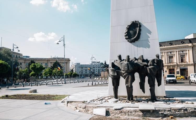 bukareszt zabytki
