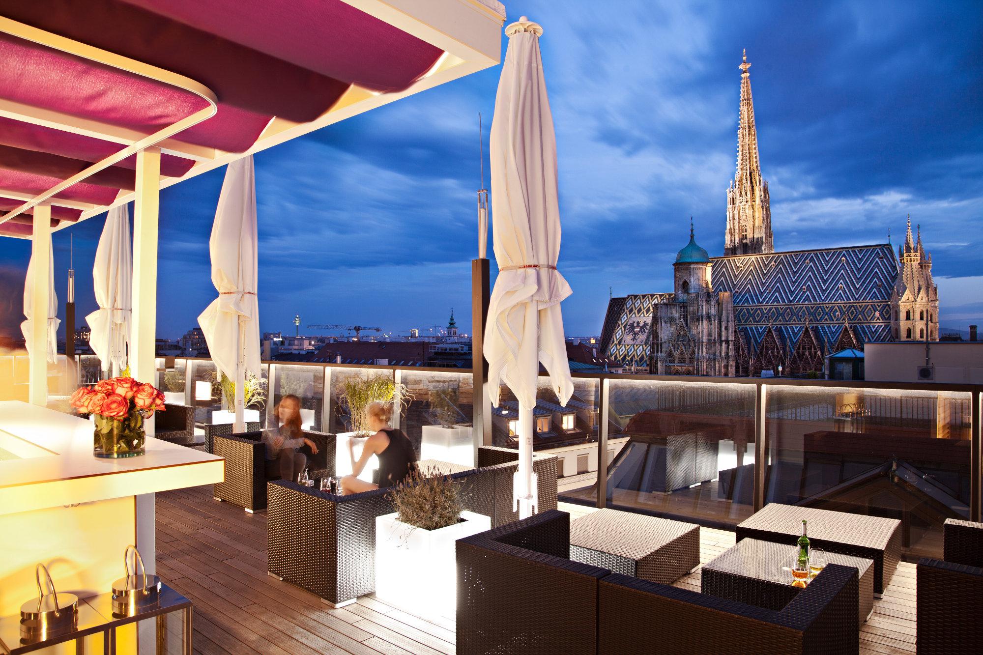 Hotel Lamée - dobry adres w Wiedniu