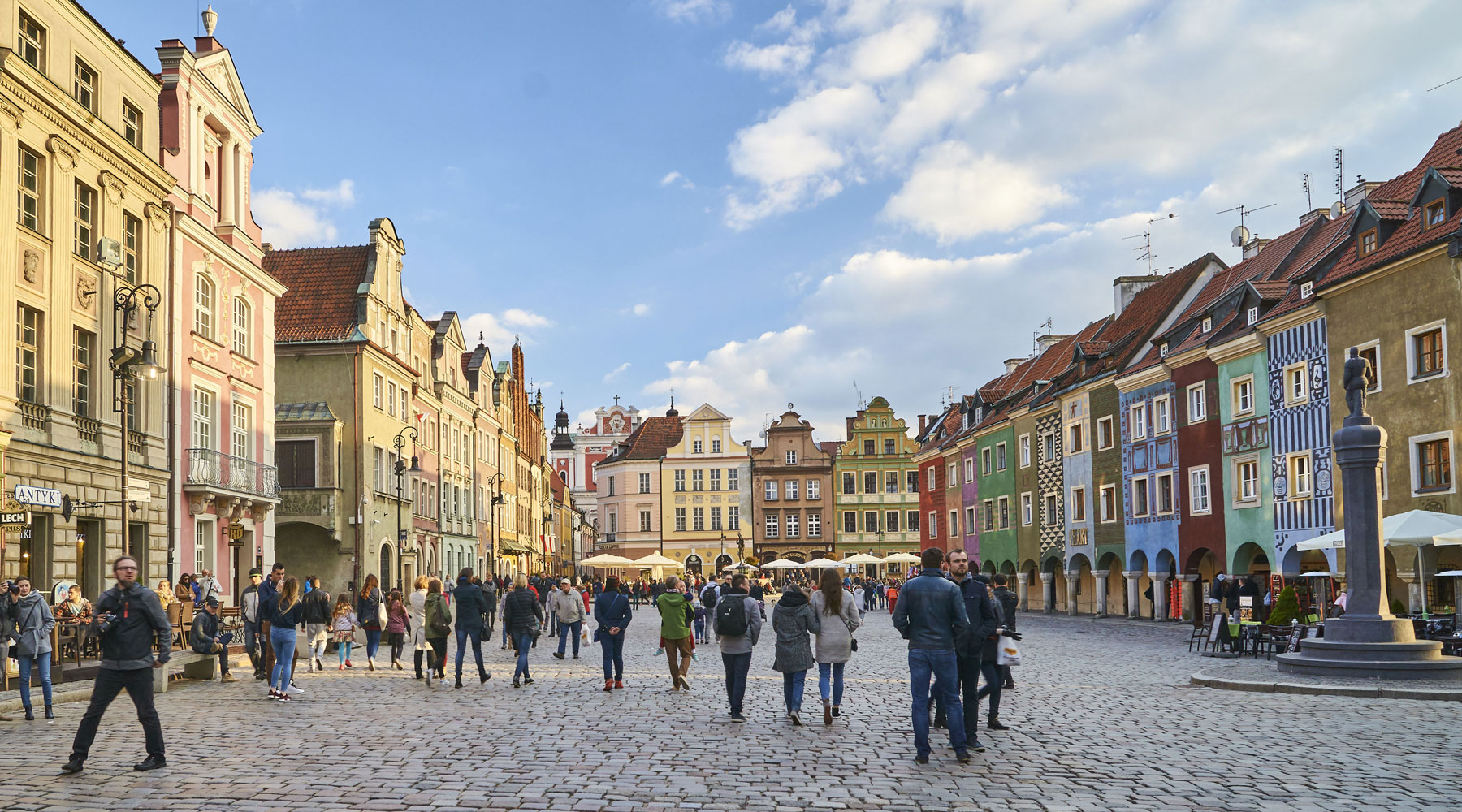 Poznań na weekend – 6 niezwykłych miejsc