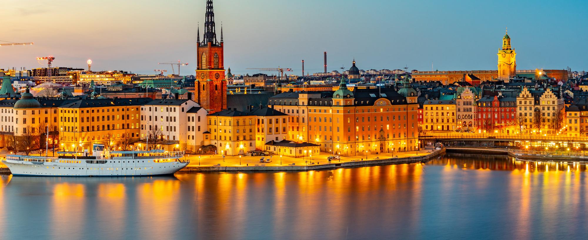 sztokholm zwiedzanie