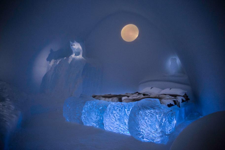 Ice Hotel. Najmroźniejszy hotel na świecie