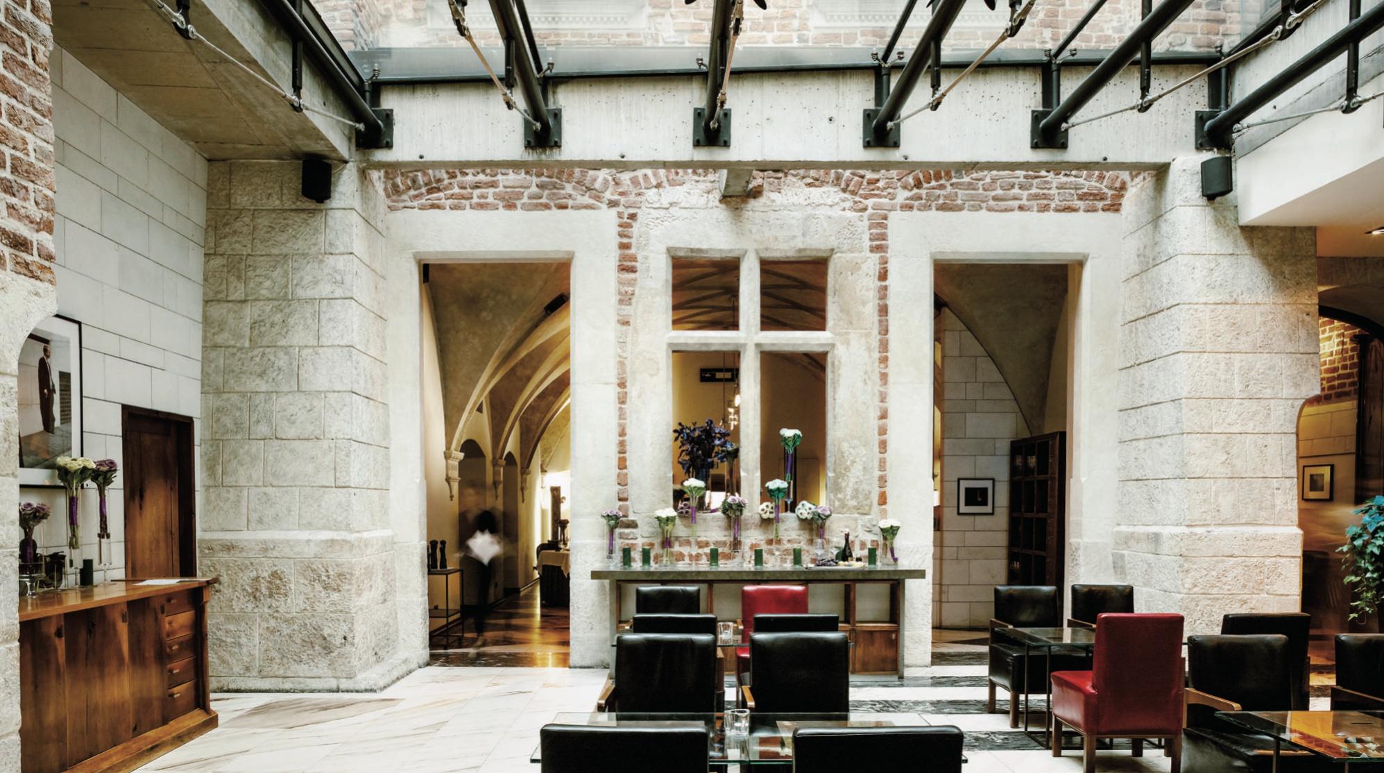 Hotel Stary - przeszłość i przyszłość Krakowa