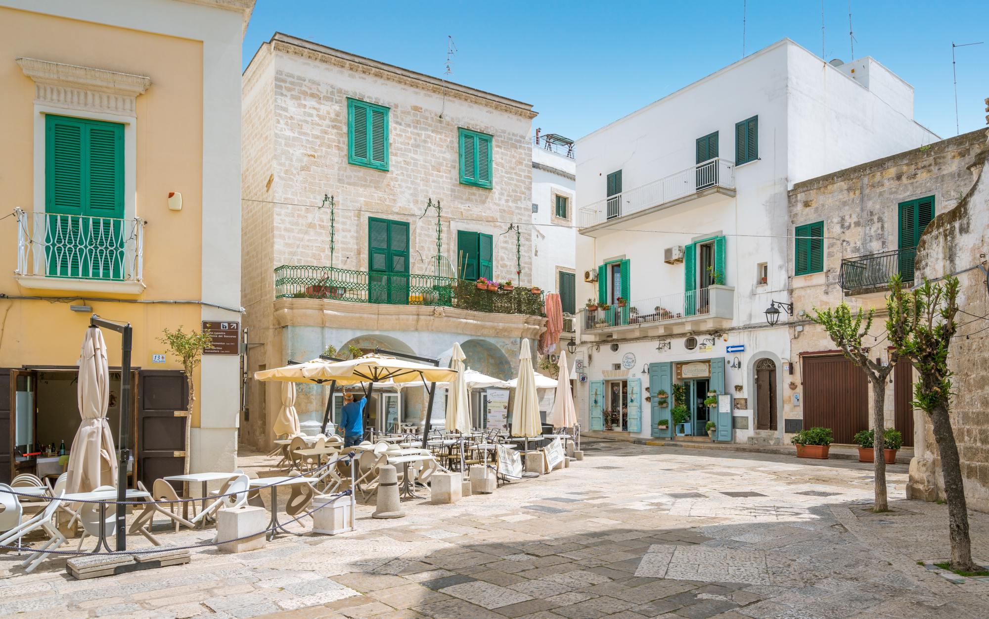 Włochy: Bari i okolice – tu Włosi spędzają wakacje