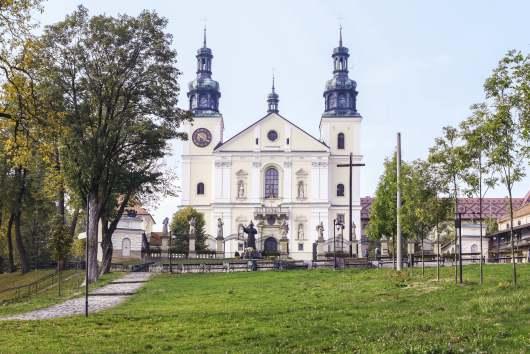 Procesja wielkanocna w Kalwarii Zebrzydowskiej; fot. Shutterstock