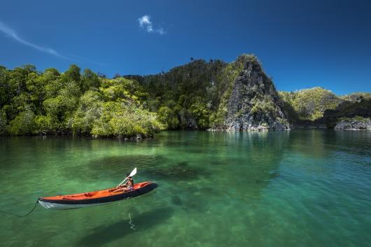 wyspa w indonezji