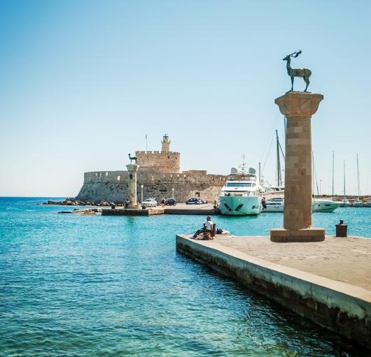 rodos wakacje w grecji