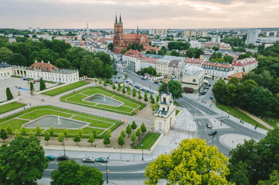 Białystok wyjazd na weekend