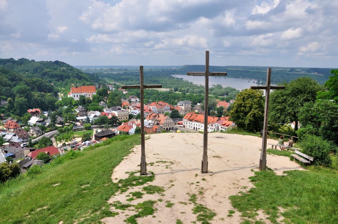 gora 3 krzyży zdjecie