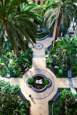 Gliptoteka to jednocześnie egzotyczny ogród zimowy i galeria sztuki; fot. materiały prasowe muzeum