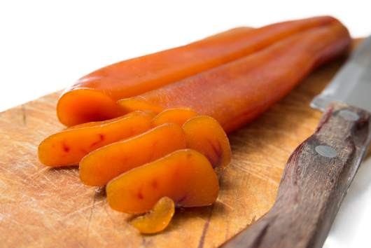 Sardynia co warto zjeść botarga