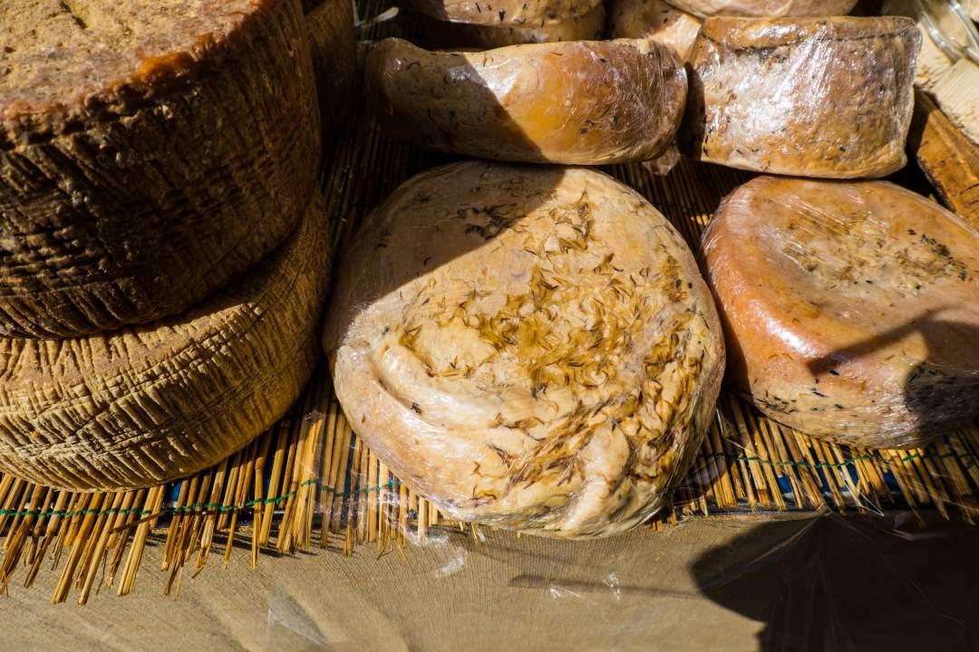 Sardynia co warto zjeść sery owcze