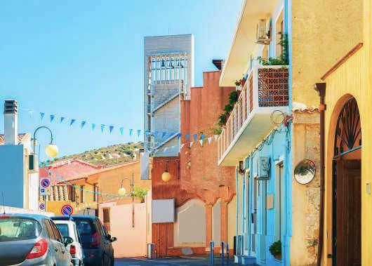 Sardynia atrakcje Cagliari