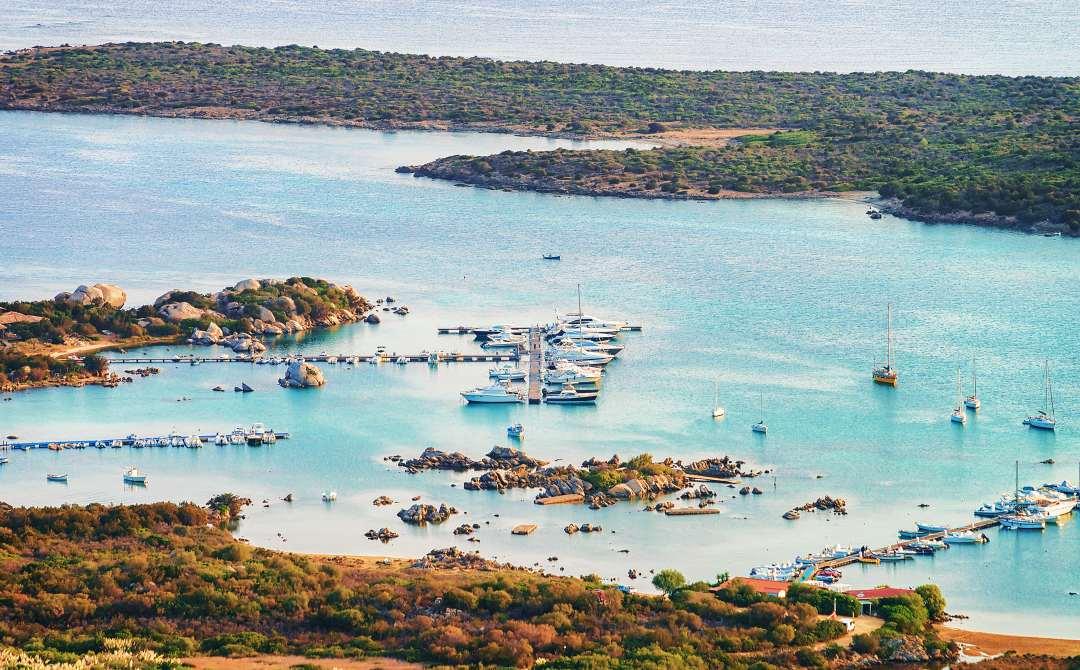 Sardynia atrakcje wybrzeże Costa Smeralda
