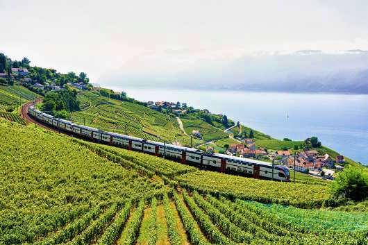 gdzie na jesień szwajcaria lavaux