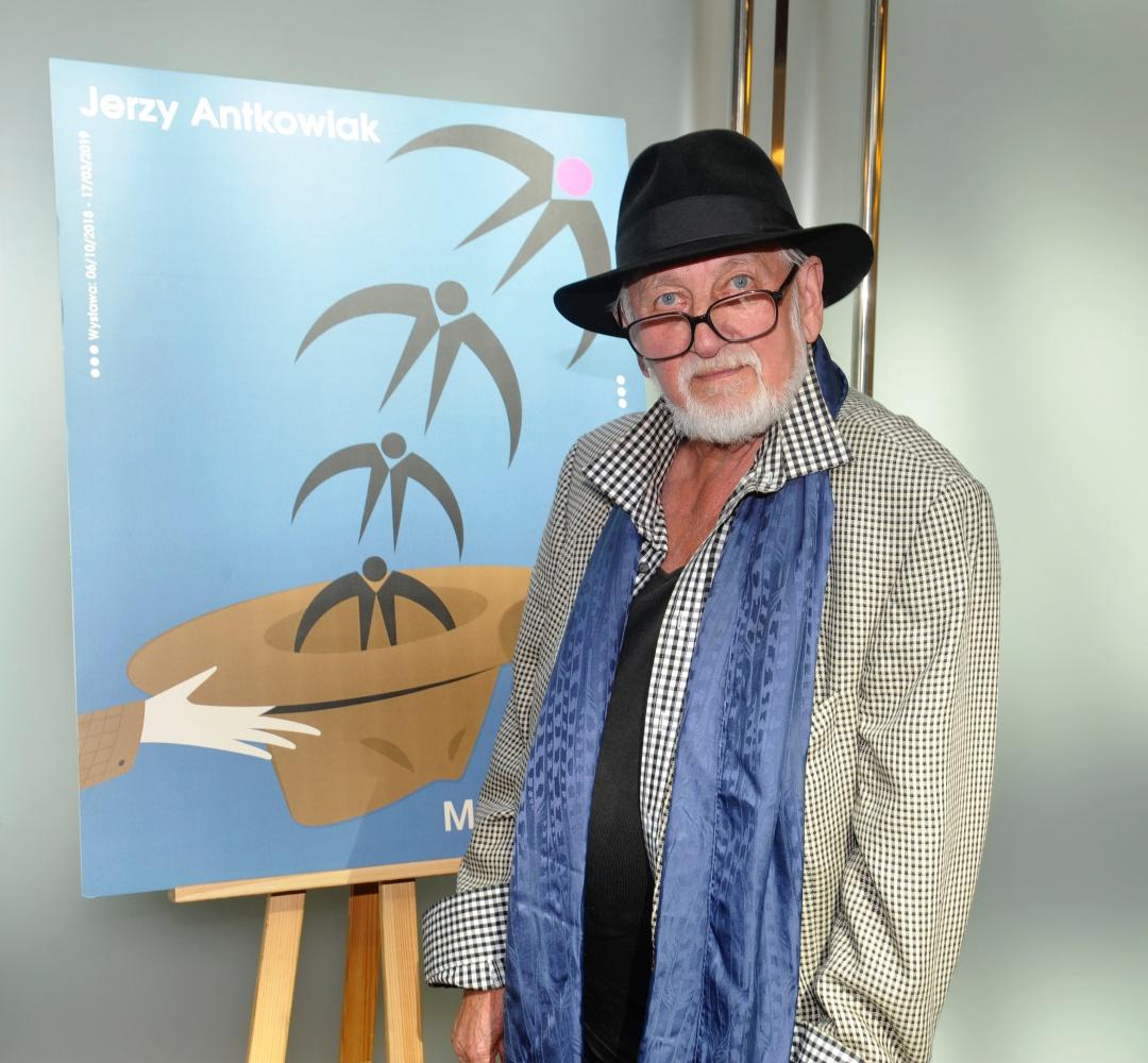 Jerzy Antkowiak wystawa w łodzi