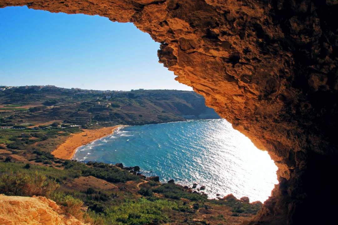 malta plaże