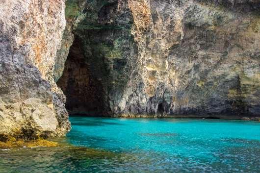 Błękitna Laguna Malta
