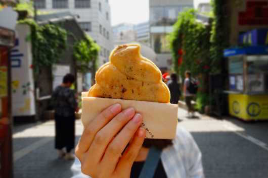 seul chleb korea