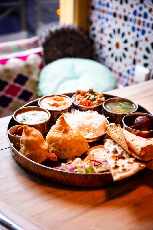 thali restauracje wrocław jedzenie