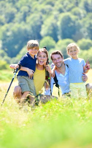 austria noclegi dla rodzin z dziećmi