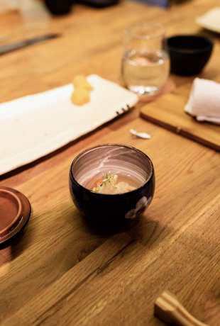 Bulion Dashi Noriko sushi