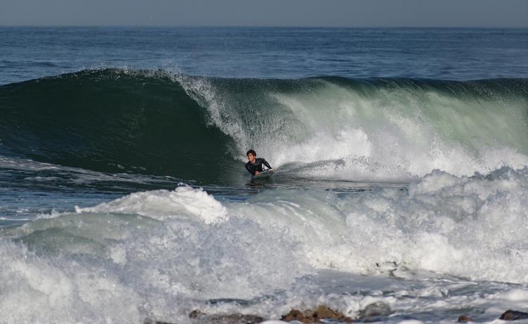 bodyborad w Portugalii