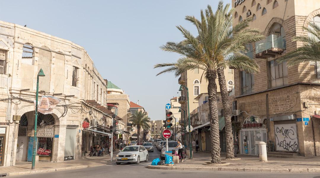 ulice Tel Awiwu