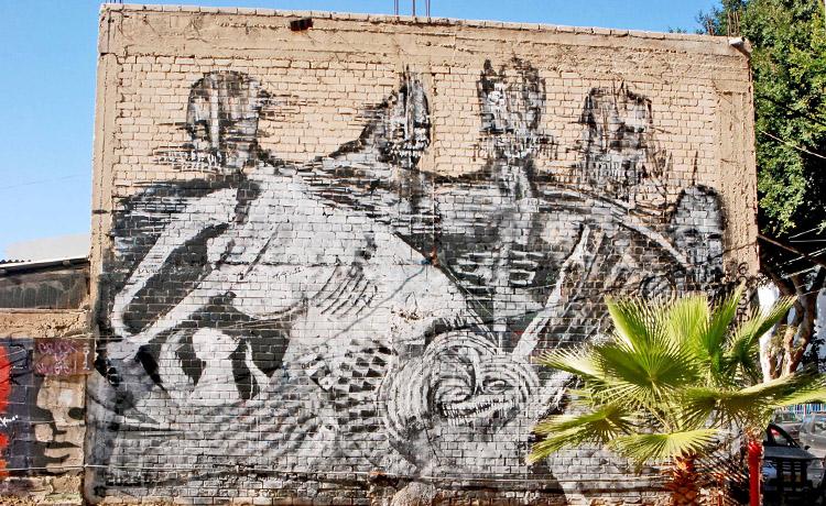 Tel Awiw street art