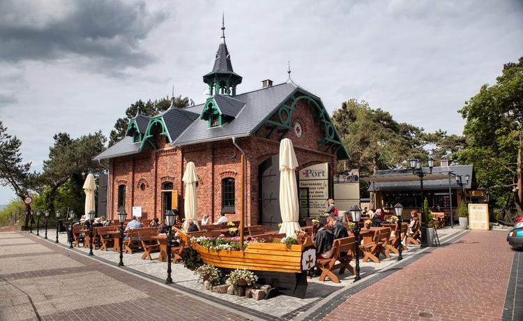 Restauracja PORT Międzyzdroje