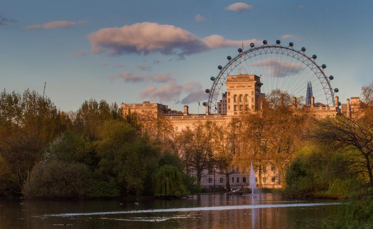 westminser londyn