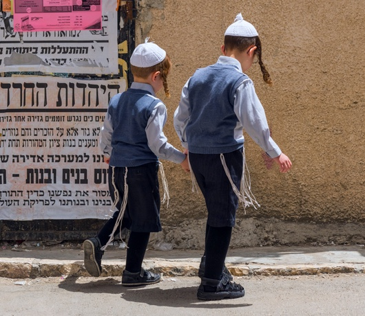 ortodoksi w mae shearim