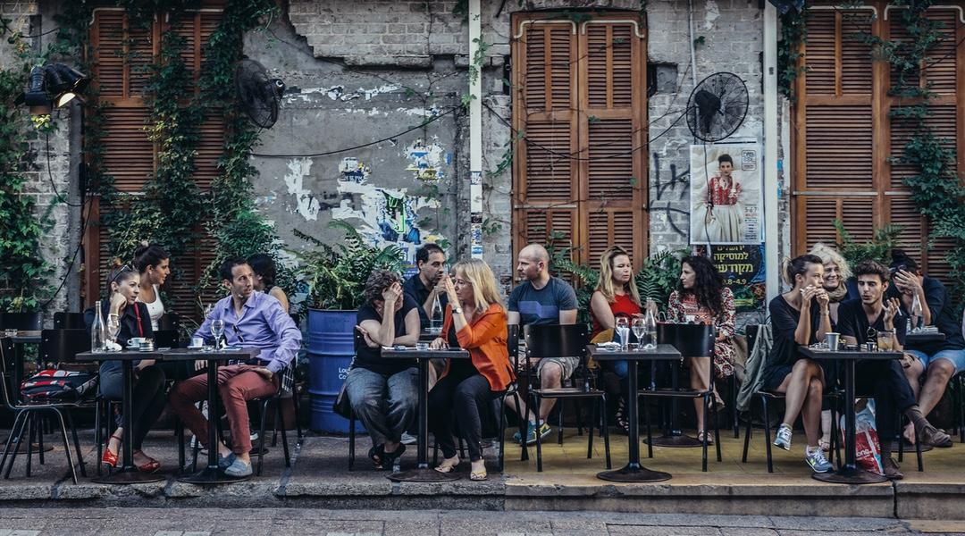 restauracje w tel awiwie bulwar rotschilda