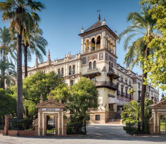 hotel hiszpania