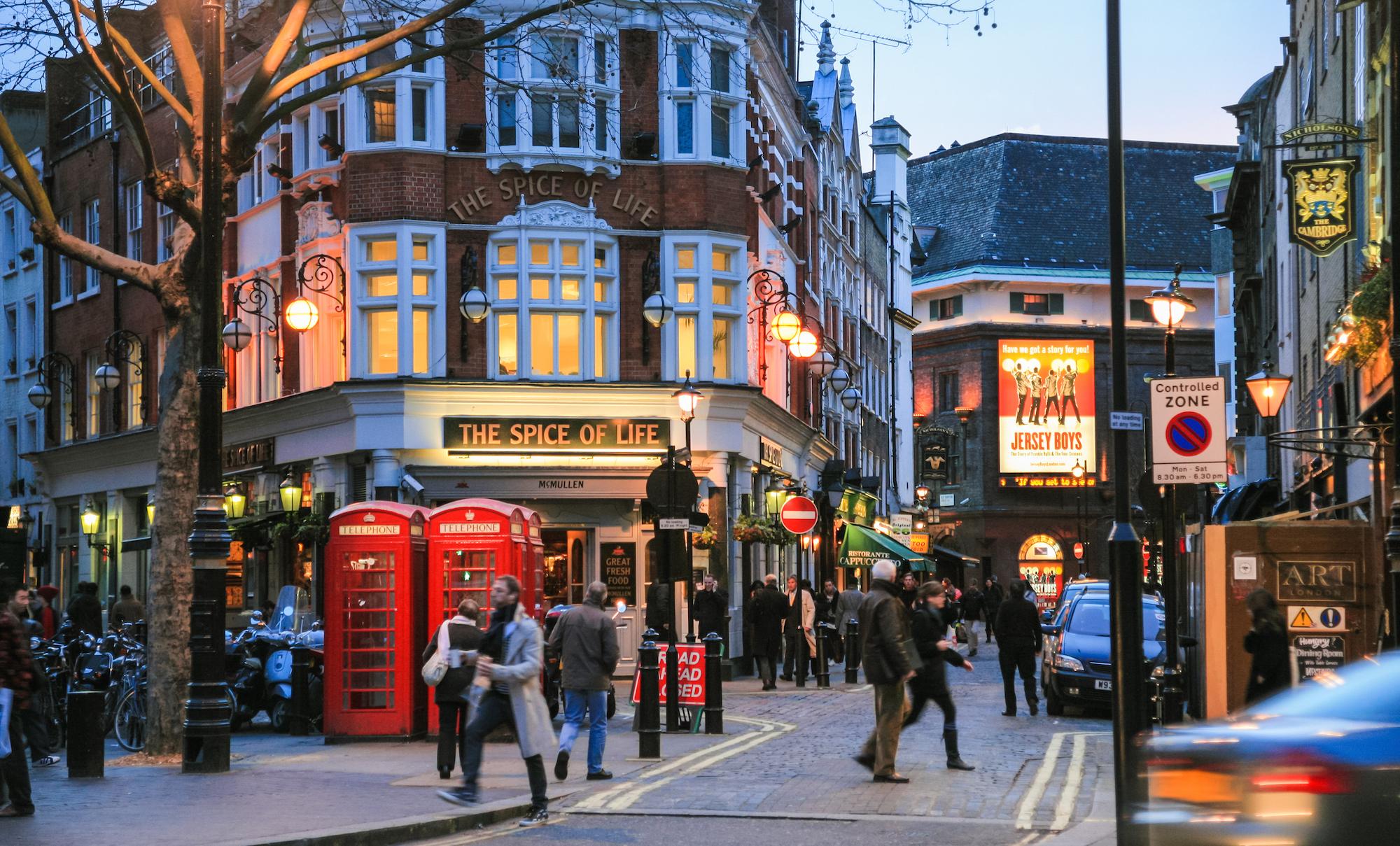 Jak spędzić czas w Londynie