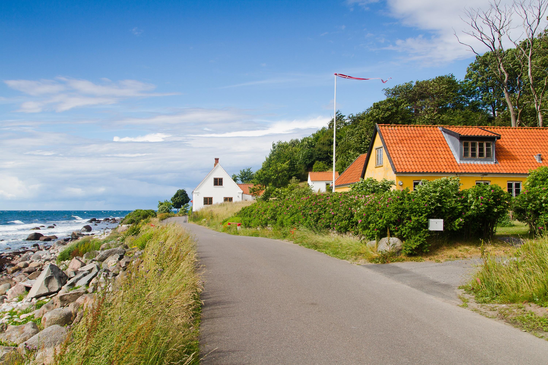 Bornholm rowerem: co warto zobaczyć, gdzie spać i co tam zjeść