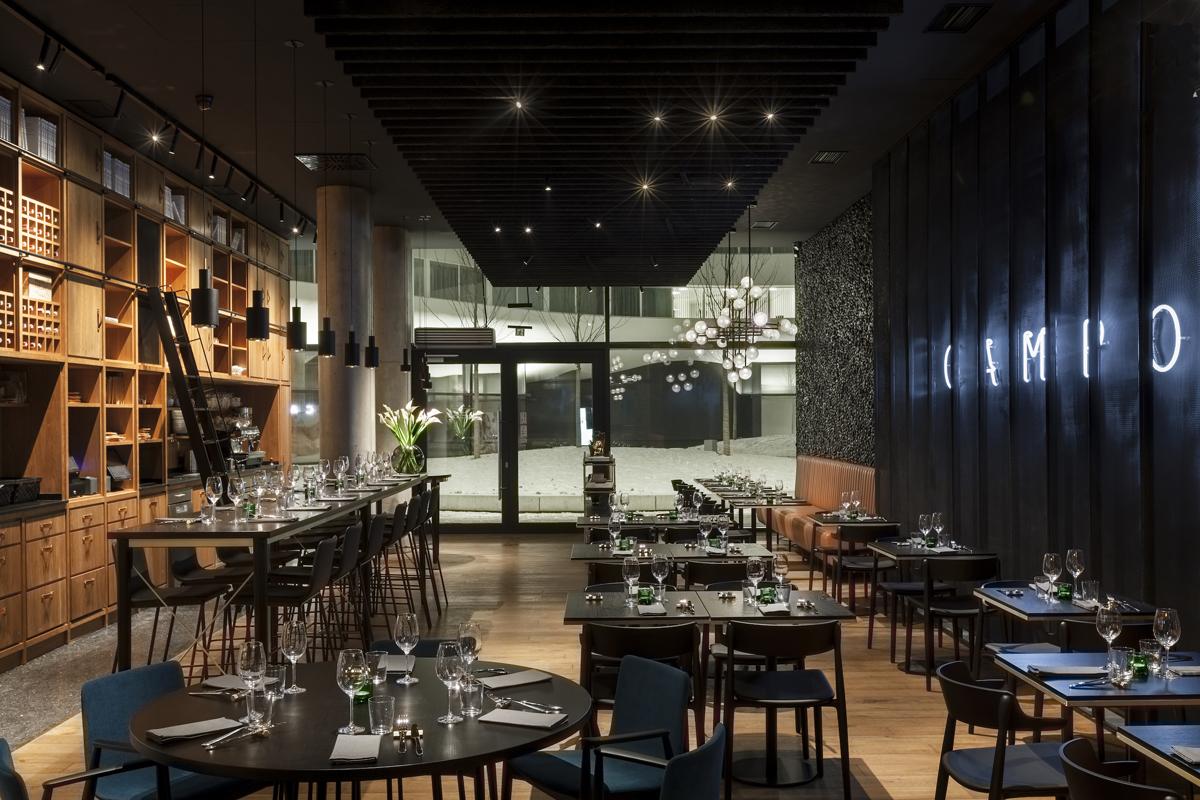 Campo Modern Grill we Wrocławiu najpiękniejszą restauracją na świecie