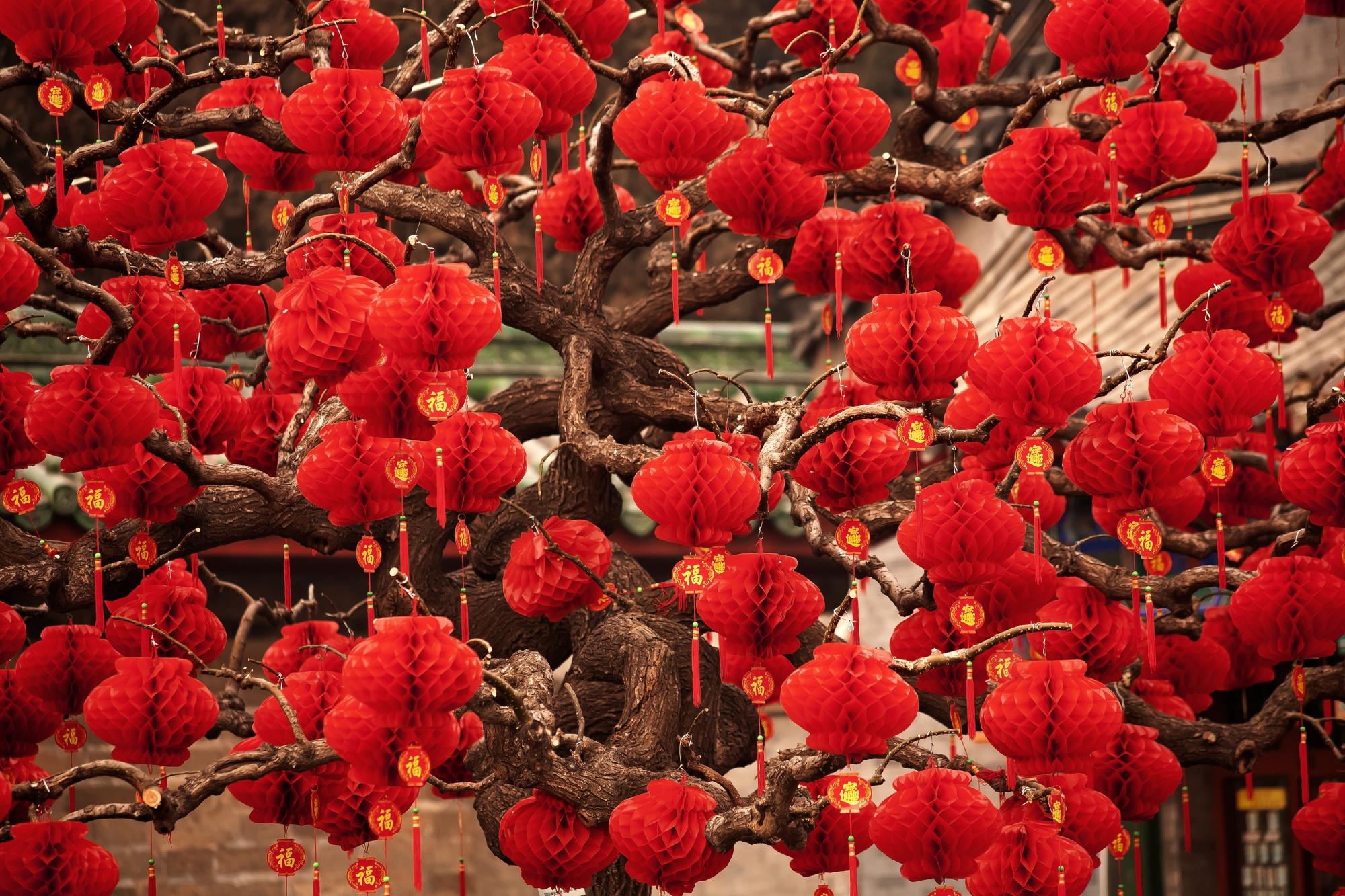 Zaczyna się Chiński Nowy Rok