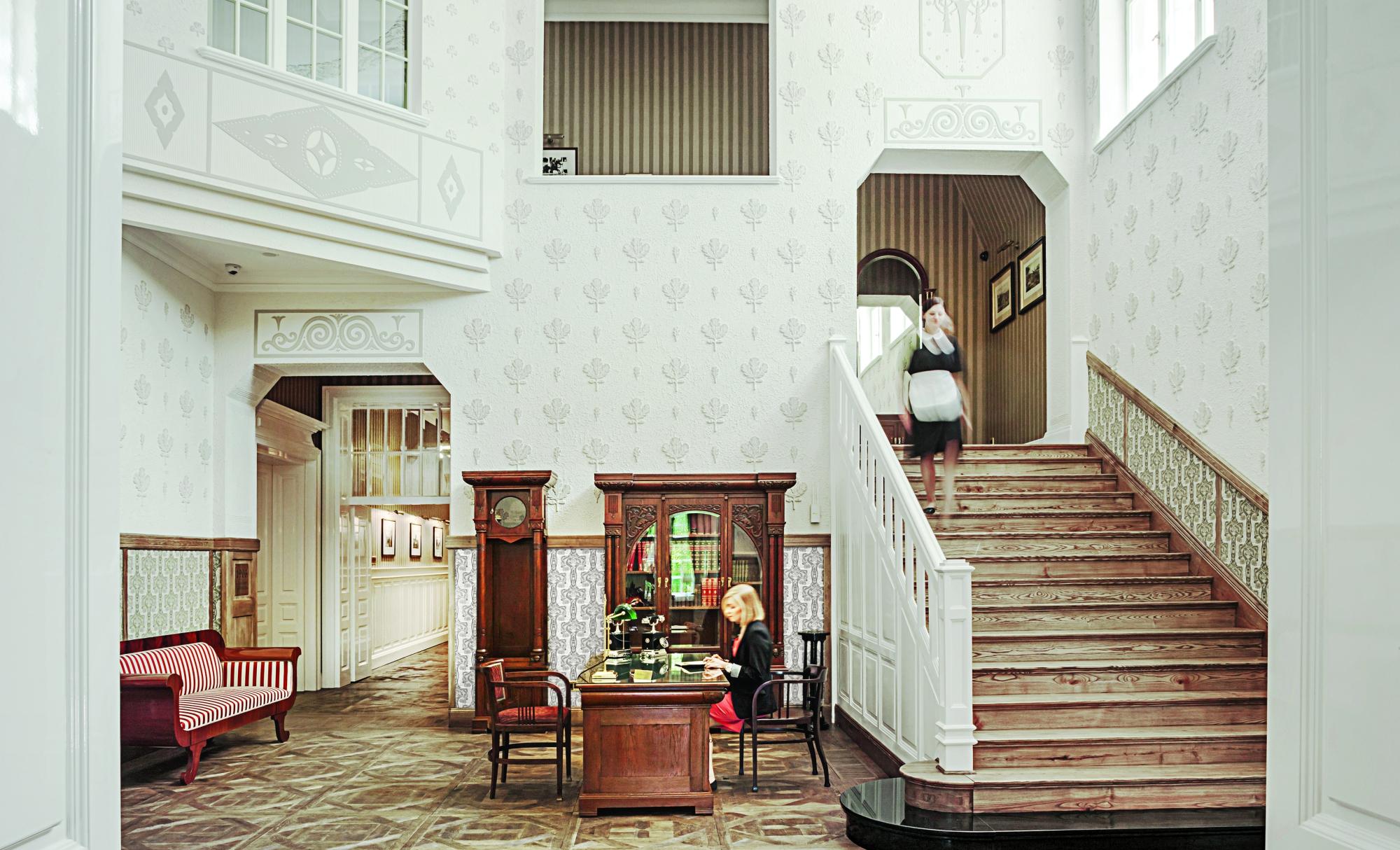 Pałac Ciekocinko – nadmorski luksus