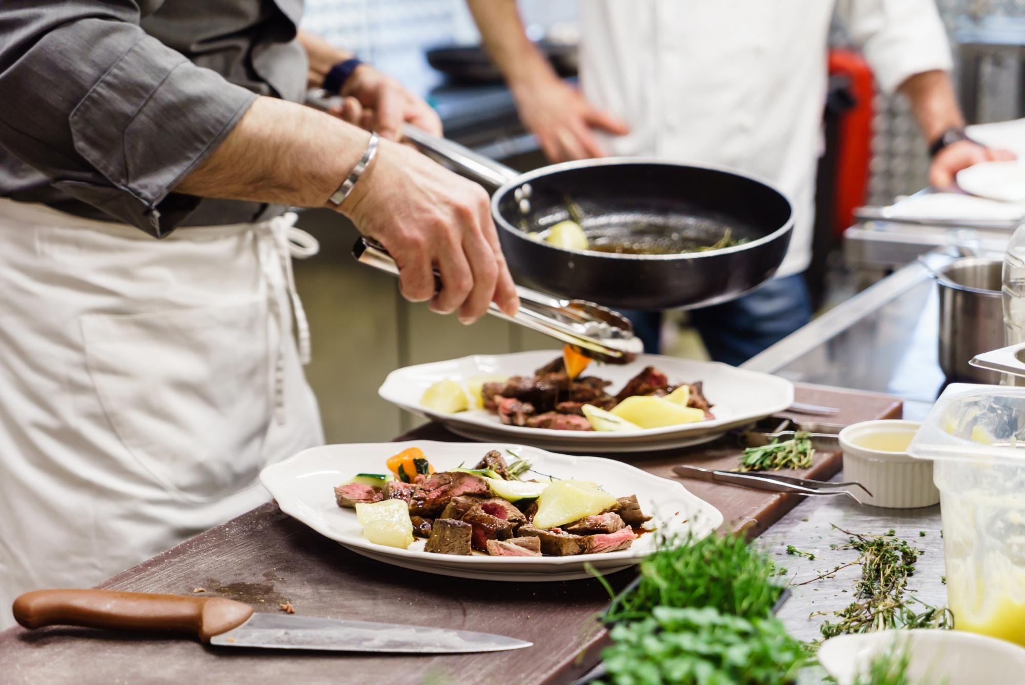 CookUp, czyli naucz się gotować w 4 godziny