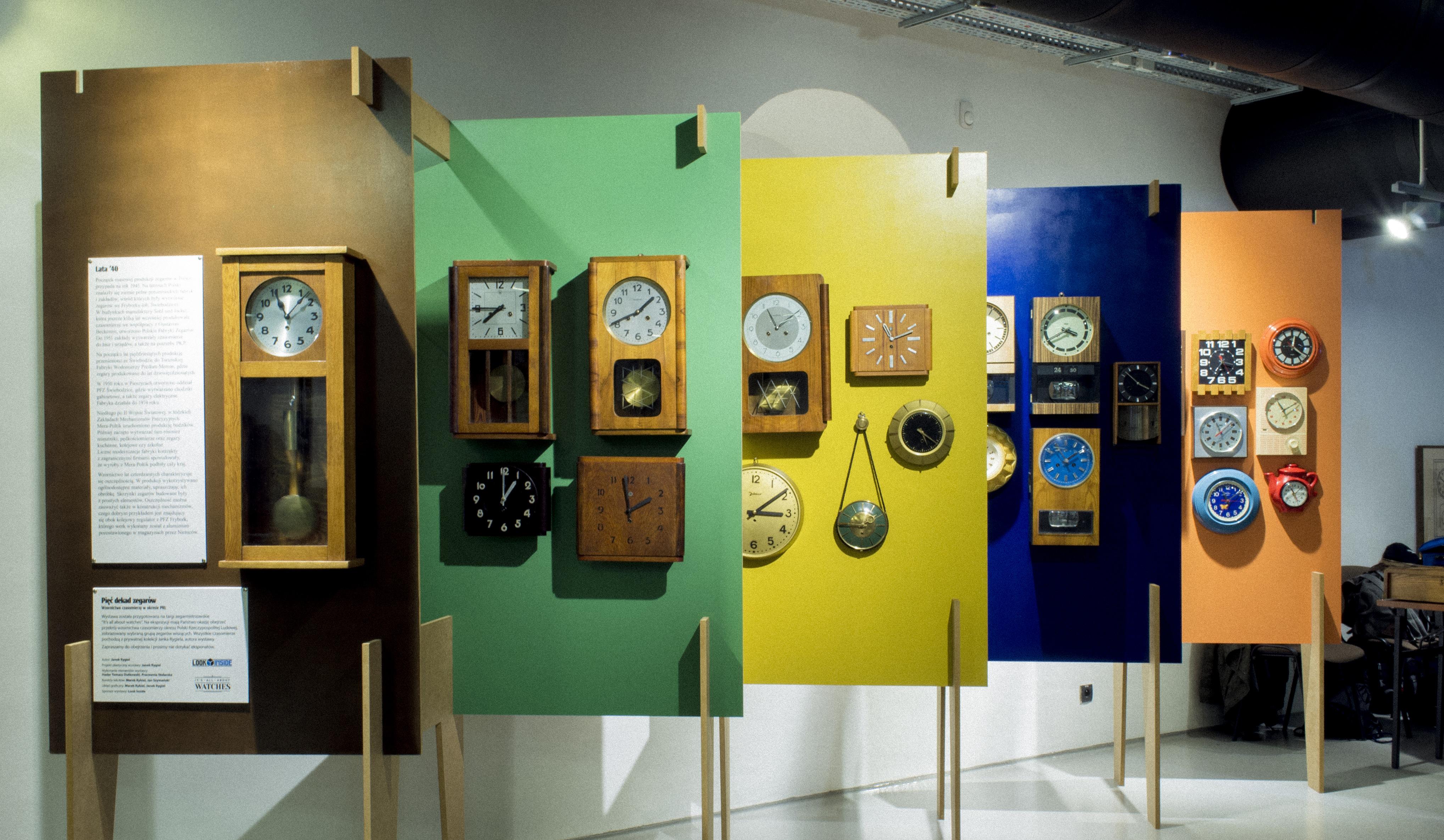 co w warszawie - muzeum zegarów polskich