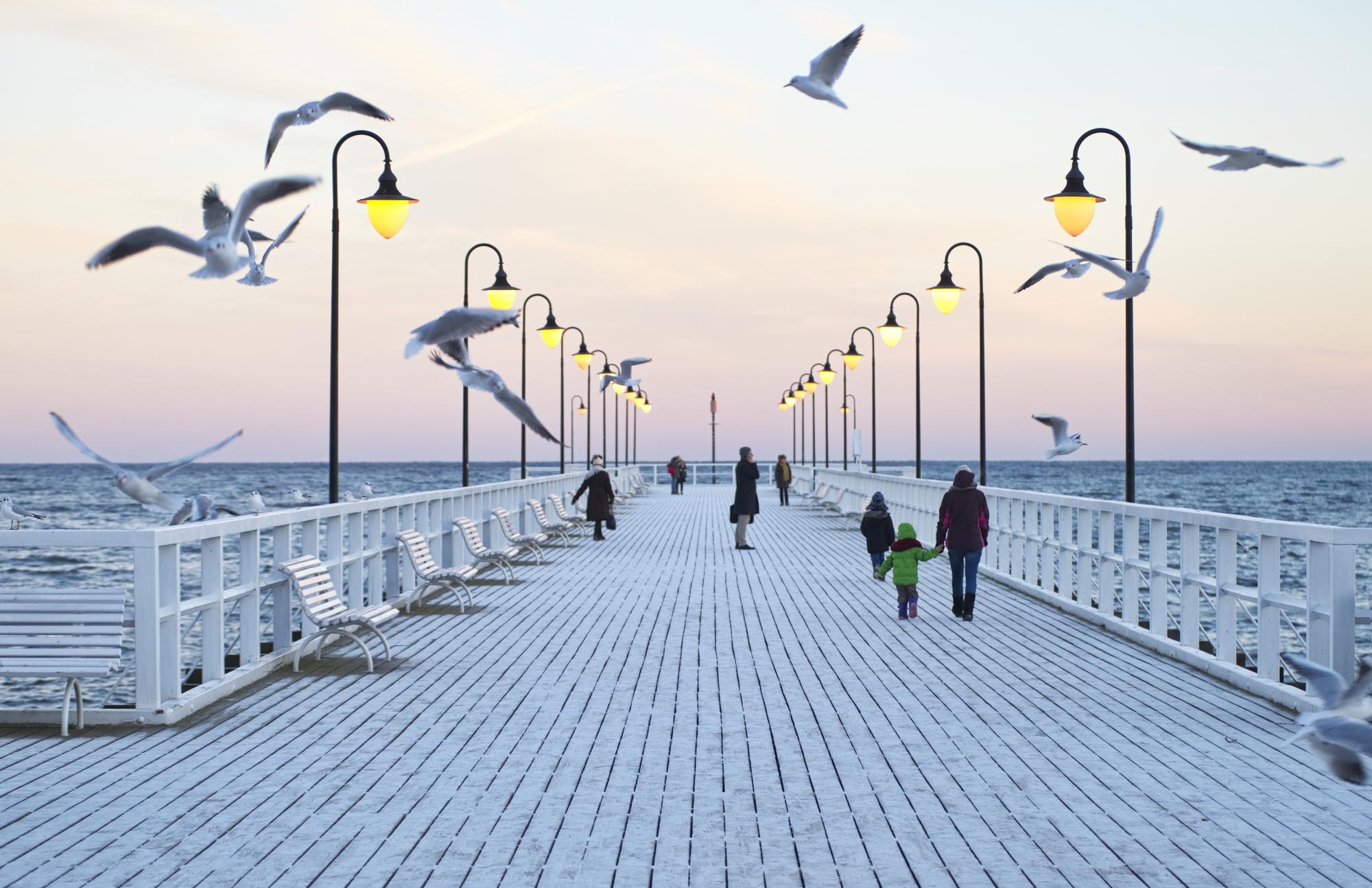 Ferie 2018 nad morzem