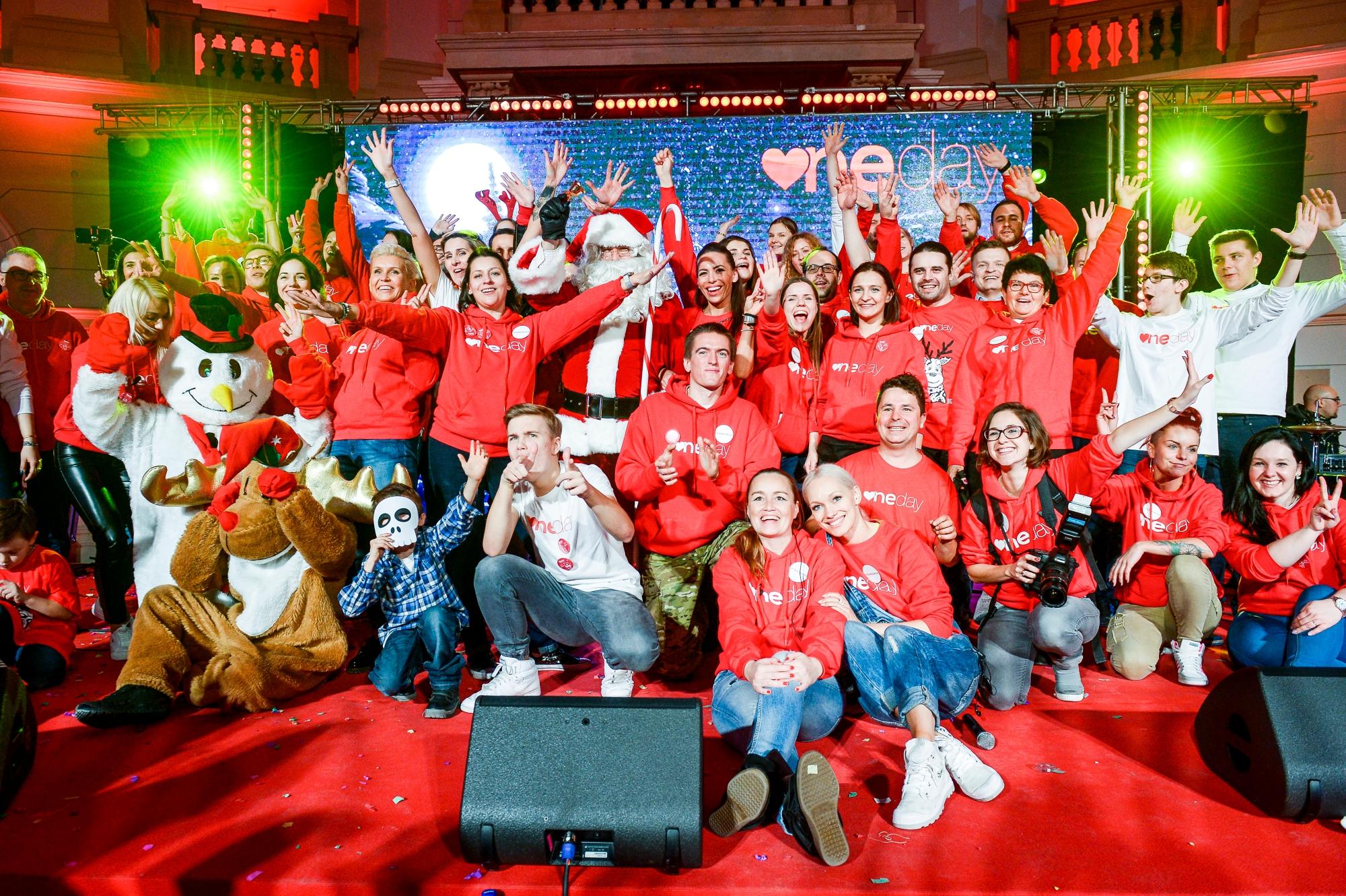 Gala Gwiazdkowa dla dzieci z domów dziecka