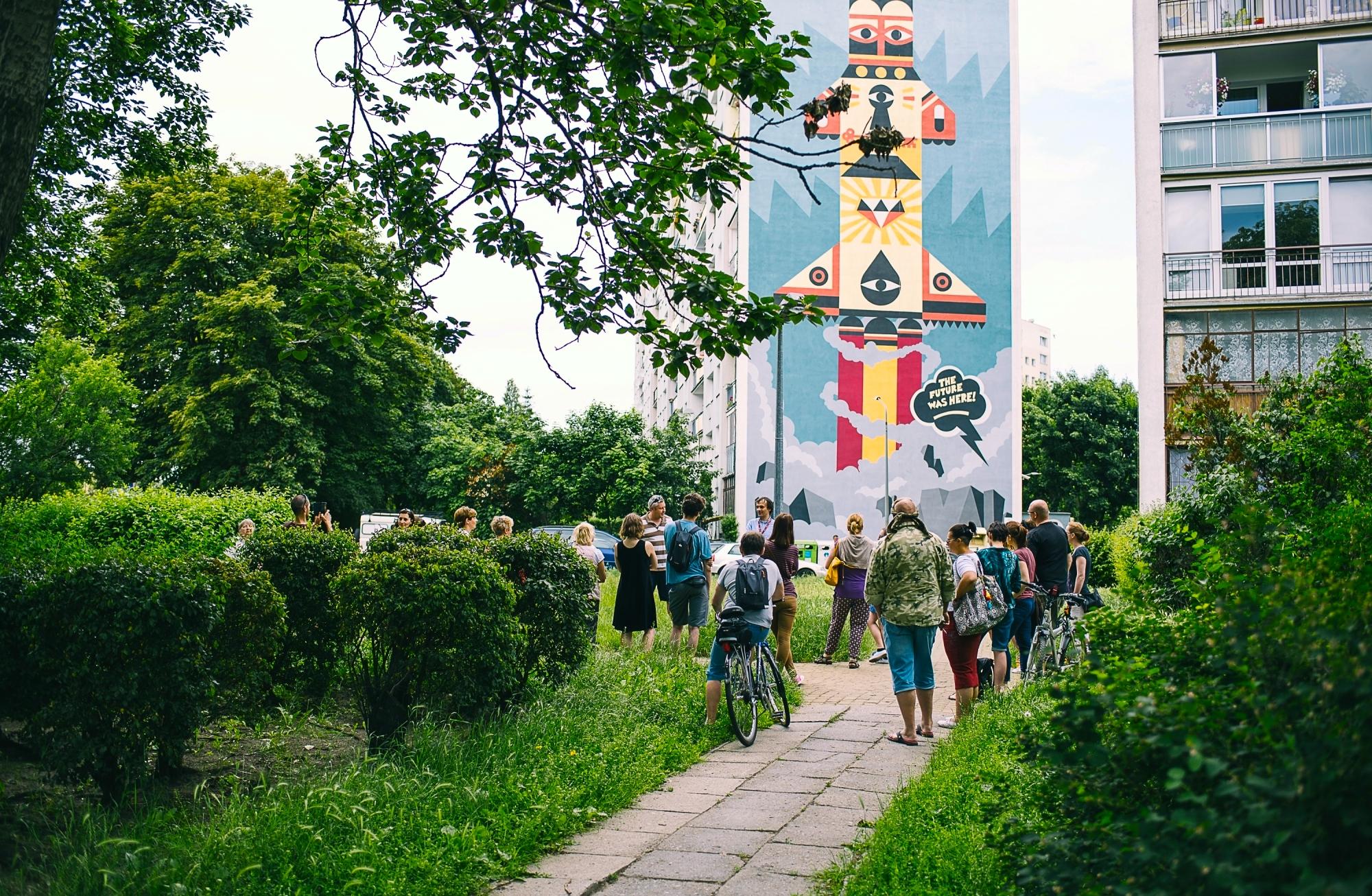 Osiedle Zaspa w Gdańsku: tu mieszka sztuka