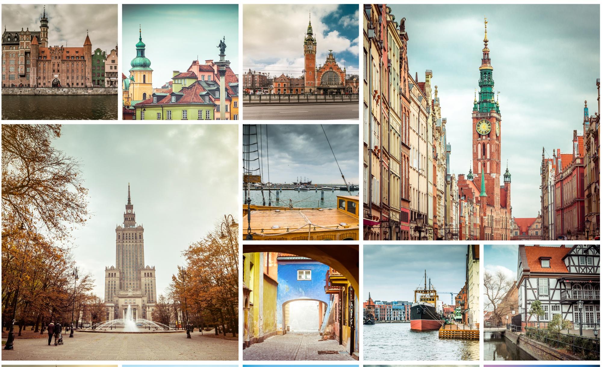 Gdzie na weekend w Polsce: podróże na każdy miesiąc 2018