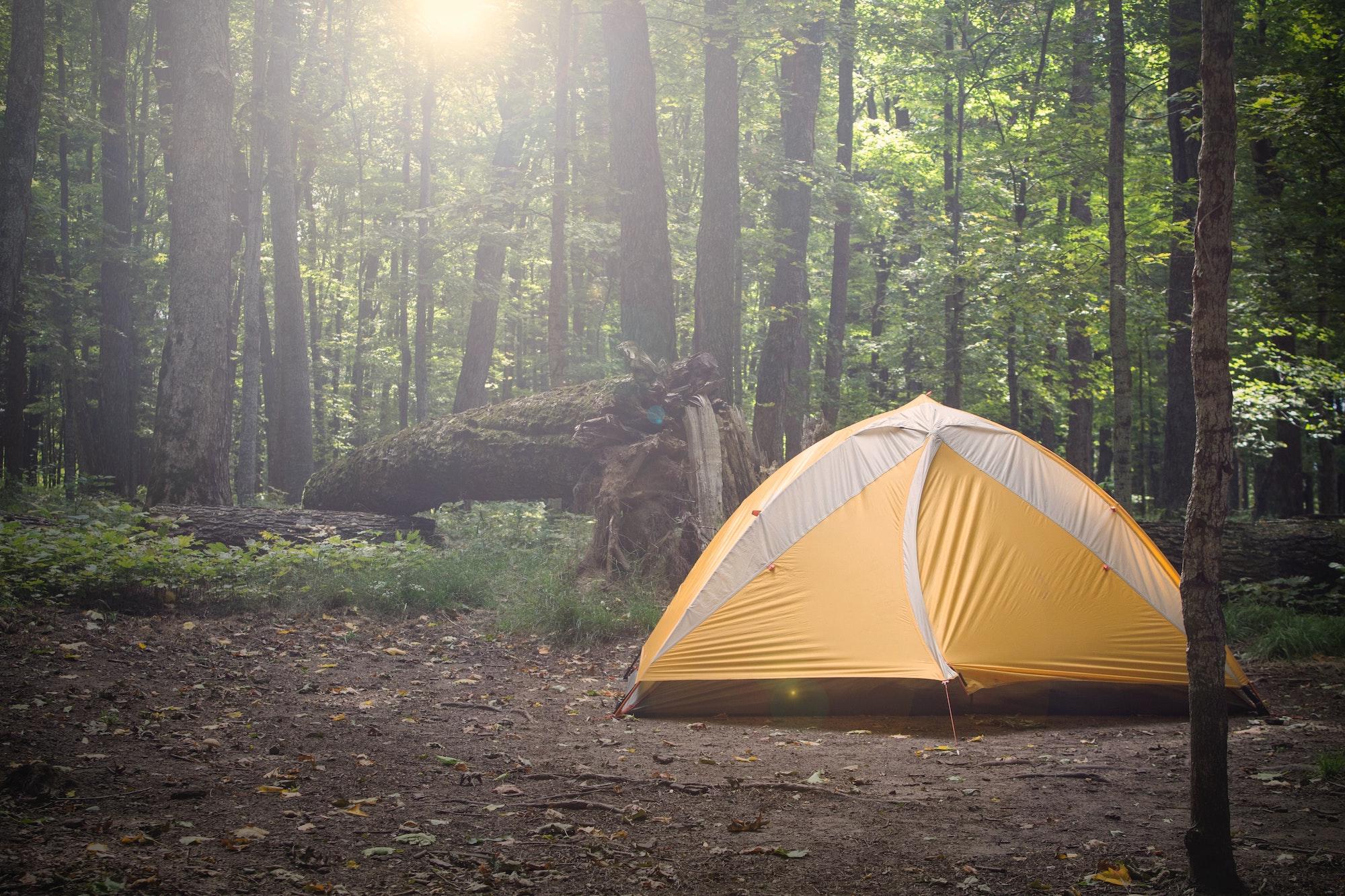 gdzie pod namiot okolice warszawy
